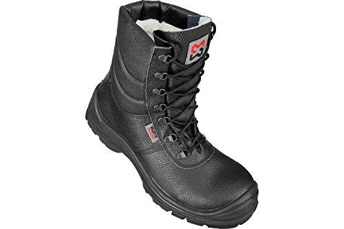 WÜRTH MODYF Winter Sicherheitsstiefel S3 SRC AS Baustiefel schwarz: Der zertifizierte Schuh ist in Größe 43 verfügbar. Innovativen, modern & robuste - perfekt für Außenbereiche geeignet.