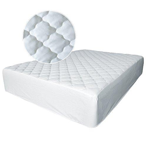 Protector de colchón Bio Mattress hotel de luxe- Microfibra Blanco, de cajon , máximo confort y…