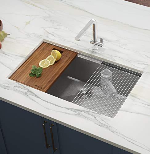Product Image of the Ruvati Workstation Ledge Sink