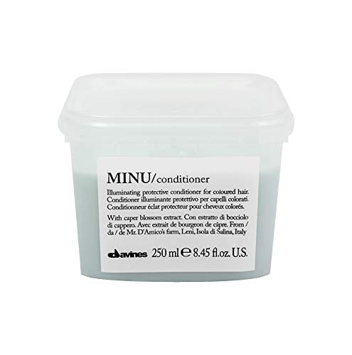 Davines minu conditioner illuminating protective conditioner (for colo.