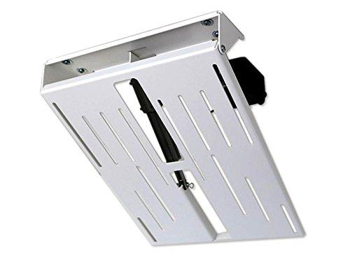 MonLines elektrische Deckenhalterung, Metall, weiß, 55.6 x 44.4 x 82.5 cm