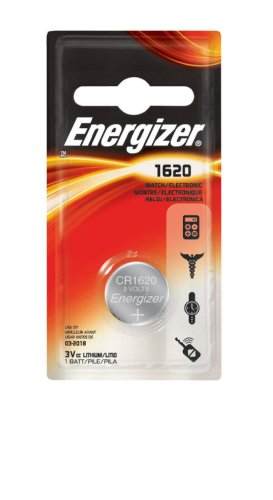 Energizer 1620 Battery - Pack of 6