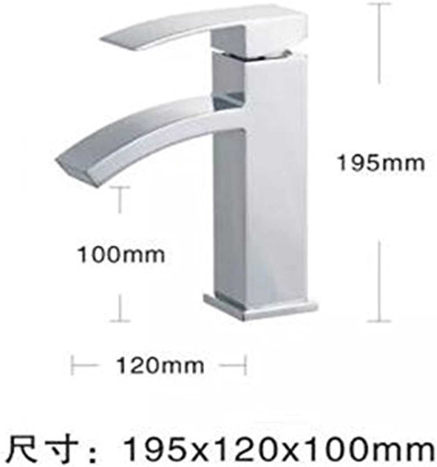 Pirate Copper basin faucet bathroom faucet hot and cold bathroom basin sink washbasin faucet single cold,Three