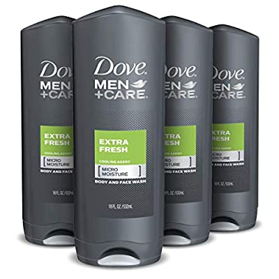 Dove Men+Care Body Wash