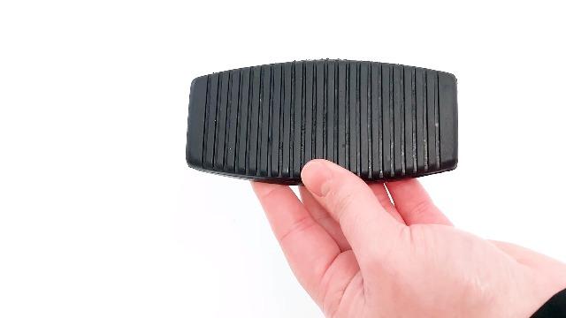 Black Leather-Silver Thread RedlineGoods ebrake Boot Compatible with Subaru Crosstrek//XV 2011-16