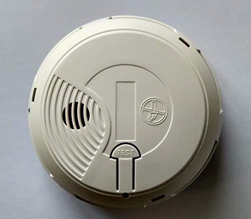 ABB Vesta Rauchmelder MAF06 mit 5 Jahresbatterie, 85dB Schallleistung. Rauchwarnmelder/Brandmelder geeignet für Wohnzimmer, Schlafzimmer, Kinderzimmer usw. Weiß