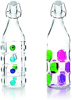 Amazon.es: Botellas Decoradas - 1 estrella y más