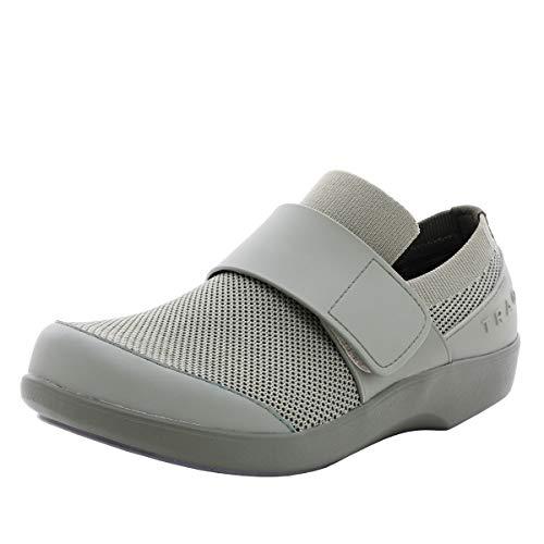 Alegria TRAQ Qwik Womens Smart Walking Shoe Khaki 9 M US