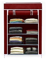 Keekos Collapsible Wardrobe Organizer Storage R