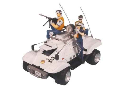 1/24 Mobile Police Patlabor the Movie Type 98 Special Control Vehicle (Painted Complete) (PD07)