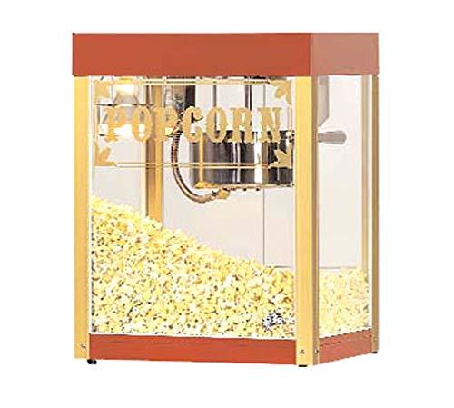 Fantastic Deal! Star Mfg Jetstar Antique Red Counter 6 Oz. Popcorn Popper