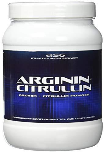 Arginin + Citrullin Pulver 750g (Wie 1500 Kapseln a 500mg von der Menge)