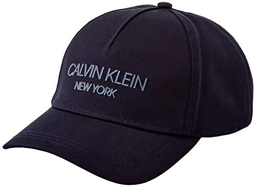 Calvin Klein BB Cap Gorra de béisbol, CK Navy, One Size para Hombre
