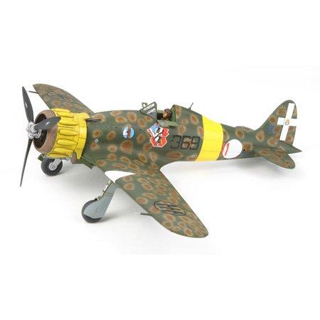 1/48 Macci MC 200 Saetta Aircraft