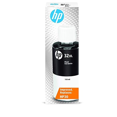 HP 32XL (1VV24AE) Original Tintenflasche (135 ml, für HP Smart Tank) schwarz