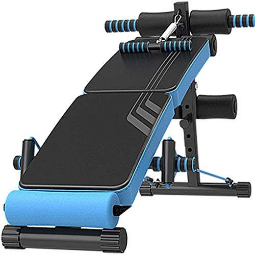 Best Review Of Multifunctional Sit-Up Board Foldable Abdomen Indoor Outdoor Fitness Equipment Unisex...