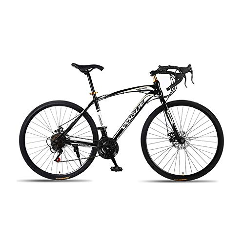 Purchase GYZLZZB 26-Inch Road Bicycles, 24-Speed Bikes, Men's and Women Adult-Only, High Carbon Stee...