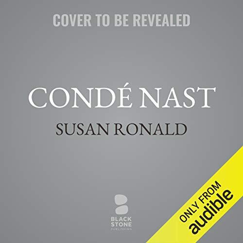 Condé Nast audiobook cover art
