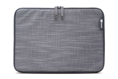Booq Mamba sleeve MSL15-GRY Hülle für MacBook Pro mit 15 Zoll Retina-Display grau