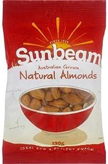 Sunbeam Foods Natural Almonds 130gm