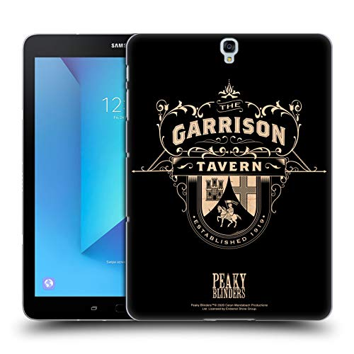 Head Case Designs Officially Licensed by Peaky Blinders Garrison Tavern Location Badges Hard Back Case Compatible with Samsung Galaxy Tab S3 9.7