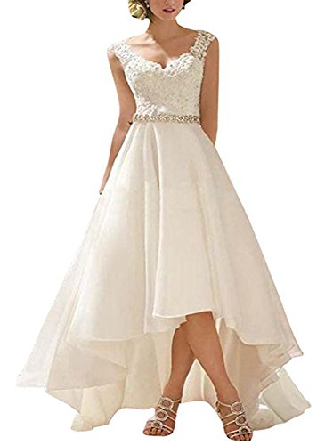 PROMLINK Women's Beaded Chiffon Long Dresses for Gown Wedding Guest