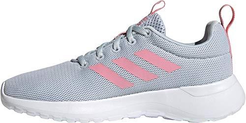 adidas Lite Racer CLN K, Zapatillas para Correr, Halo Blue Super Pop Clear Pink, 33 EU