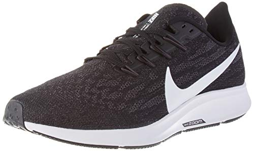 NIKE AIR ZOOM PEGASUS 36(4E) ナイキエアズームペガサス36(4E) AQ2205-001 BLACK/WHITE-THUNDER GREY (27.0cm, BLACK/WHITE-THUNDER GREY)