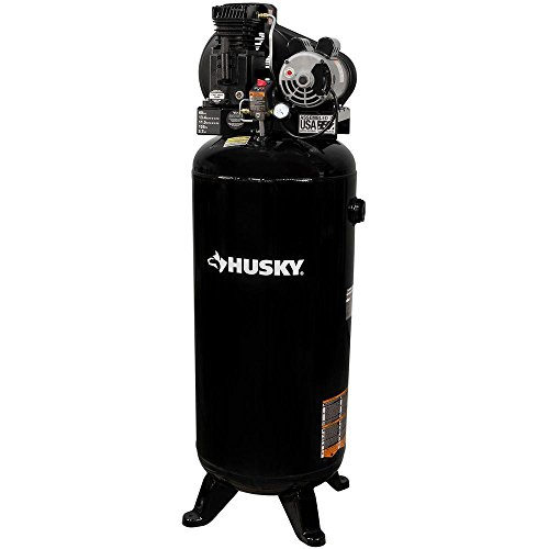 husky 60 gallon air compressor reviews