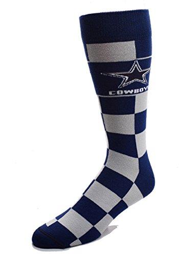 Dallas Cowboys Jumbo Karo Socken