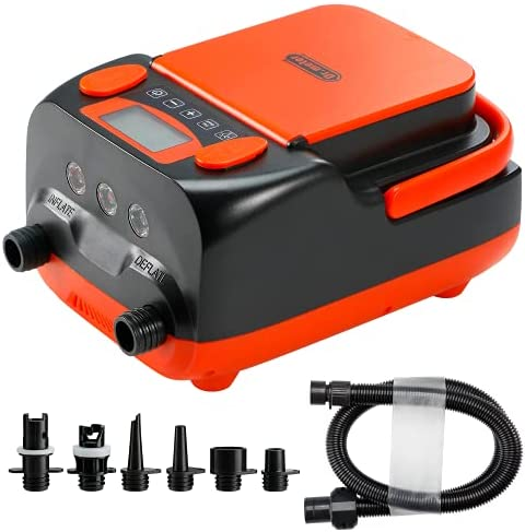 Top 10 Best dc powered air compressor for boats