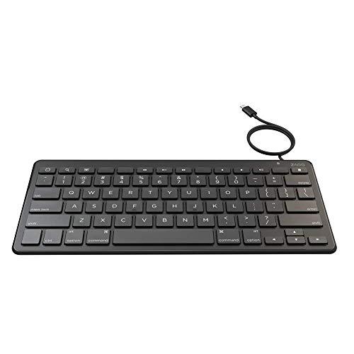 ZAGG Lightning Keyboard uk Black (ZLTKBW-BBU)