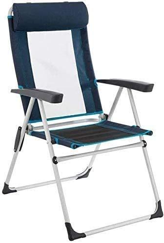 Plegable reclinable plegable reclinable silla de camping portátil silla de camping engrosada,a
