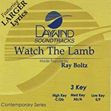 Watch The Lamb Accompaniment/Performance Track
