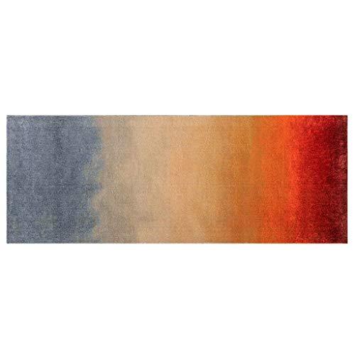 Ya-Ya Tapijt, duurzaam, comfortabel, kleurverloop, nylon, warme kleuren, modern licht, rechthoekig tapijt voor slaapkamer, woonkamer