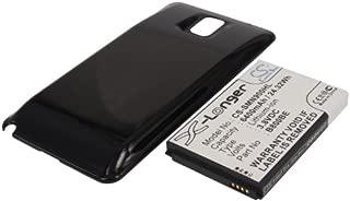 Cameron Sino 6400mAh Battery for Samsung Galaxy Note III, SC-01F, SGH-N075, SM-N900, SM-N9000, SM-N9002, SM-N9005, SM-N9006 (6400mAh)