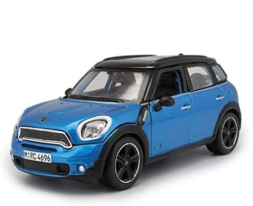 DFVV Modell für Benutzt für Auto-Modell 1,24 Mini Cooper Simulation Legierung Druckguss-Spielzeug Ornamente...