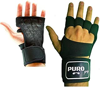 Perfect for The Outdoors Hiking PUNSA Tactical Military Outdoor Fingerless Gloves with Hard Knuckles /& Grip Ltd. Airsoft//Shooting Cycling//Motorcycling and More Shanghai Yizhuo Industrial Co