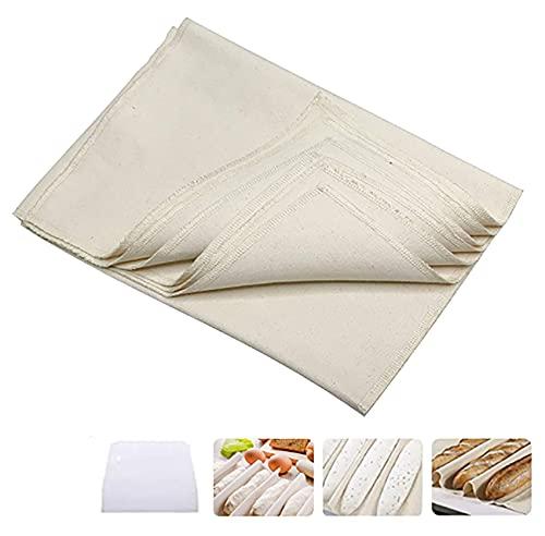 Paño de lino para panadería, paño de lino para fermentación,