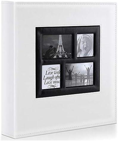 Ywlake Photo Album 4x6 1000 Pockets Photos Extra Large Capacity Family Wedding Picture Albums product image