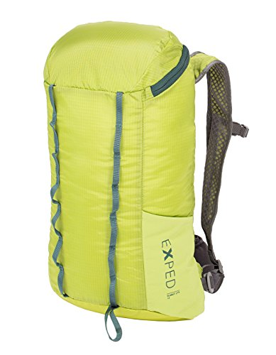 Exped Summit Lite 15L Hiking Backpack One Size Lichen Green