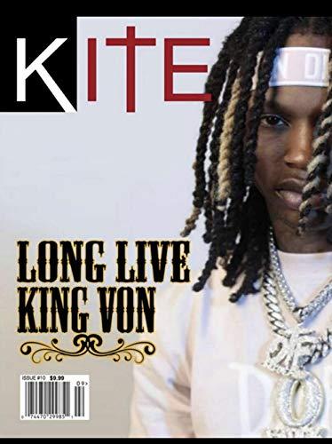 Magazine Kite Issue #10 [King Von Cover]