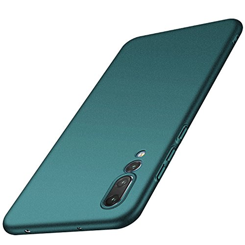 Anccer Huawei P20 Pro Case [Colorful Series] [Ultra-Thin] [Anti-Drop] Premium Material Slim Full Protection Cover for Huawei P20 Pro 2018 (Matte Gray)