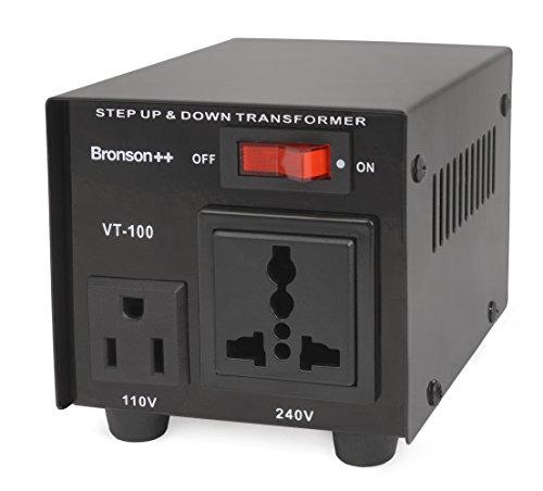 Bronson++ VT 100 - Transformador Elevador/Reductor...