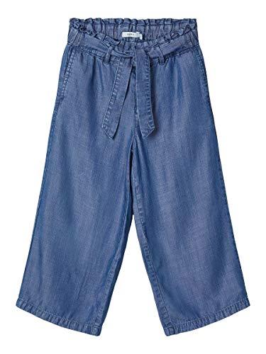 NAME IT Girl Jeans Regular Fit Culotte 152Medium Blue Denim