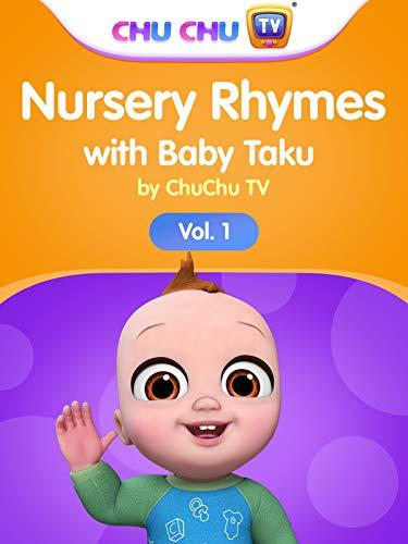 Nursery Rhymes with Baby Taku by ChuChu TV - Vol. 1