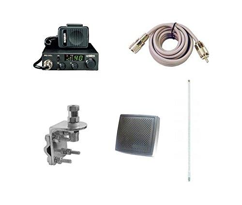 Pro Trucker Complete CB Radio Kit