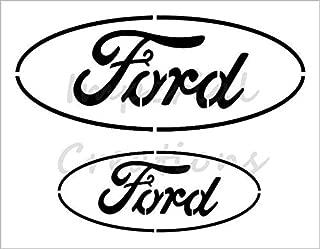 FORD Car Truck Auto Logo 8.5
