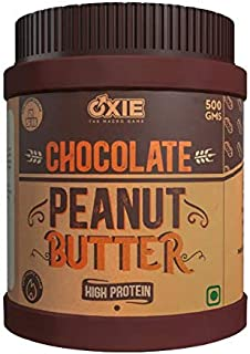 Oxie Nutrition Chocolate Peanut Butter, 500g