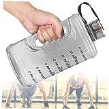 Adore store Botella Deportes acuáticos, 2.2 litros Botella de Gran Capacidad a Prueba de Fugas portá...